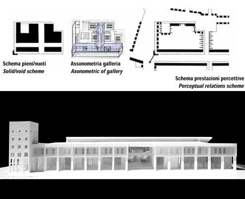 Edifici Universitari/Aule comuni : Sartogo Architetti Associati